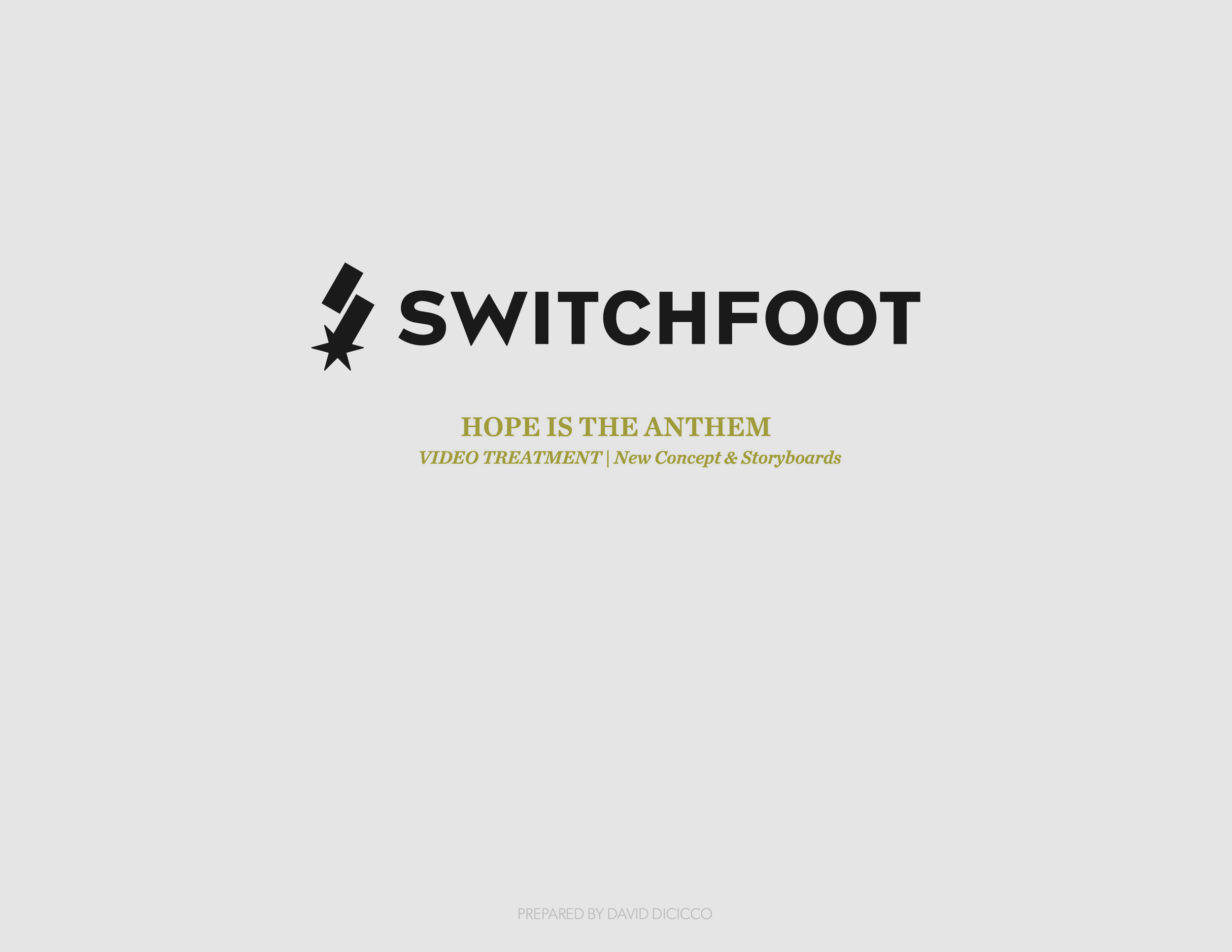 Switchfoot - Hope is the Anthem_Alternative