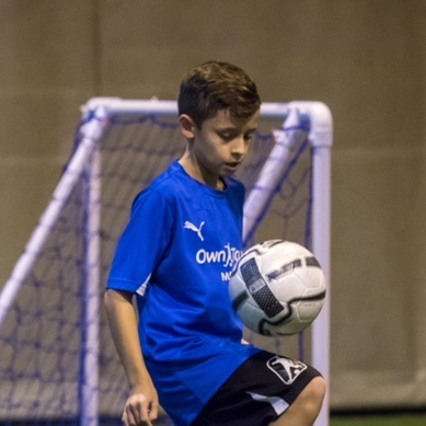 private soccer lesson