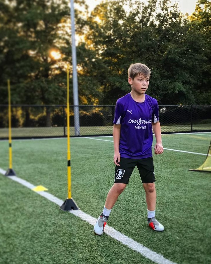 CAMPS AND CLINICS - - 1 Free Own Touch Camp- Half Day Camps and Clinics INCLUDED (ex: School work days, teacher holidays, snow days, etc)- Mentees have free access to Friday Night Open Play 6pm-8pm