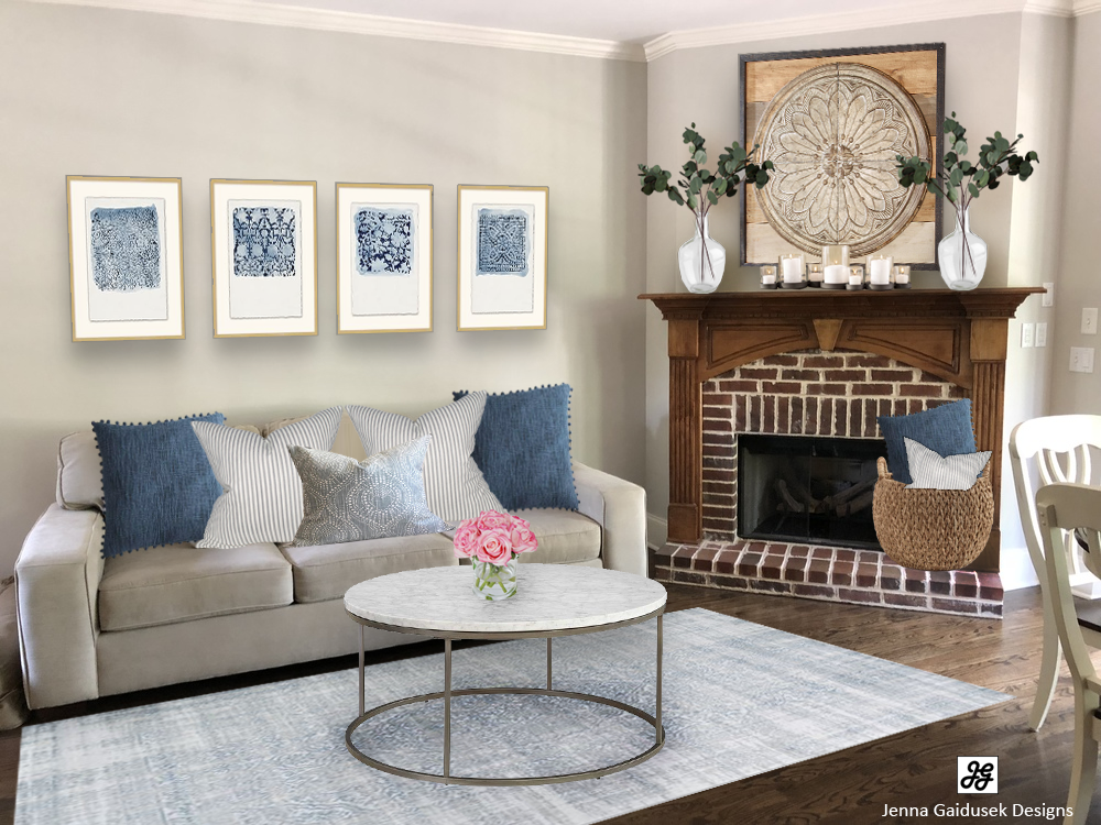 Drop In Virtual Staging