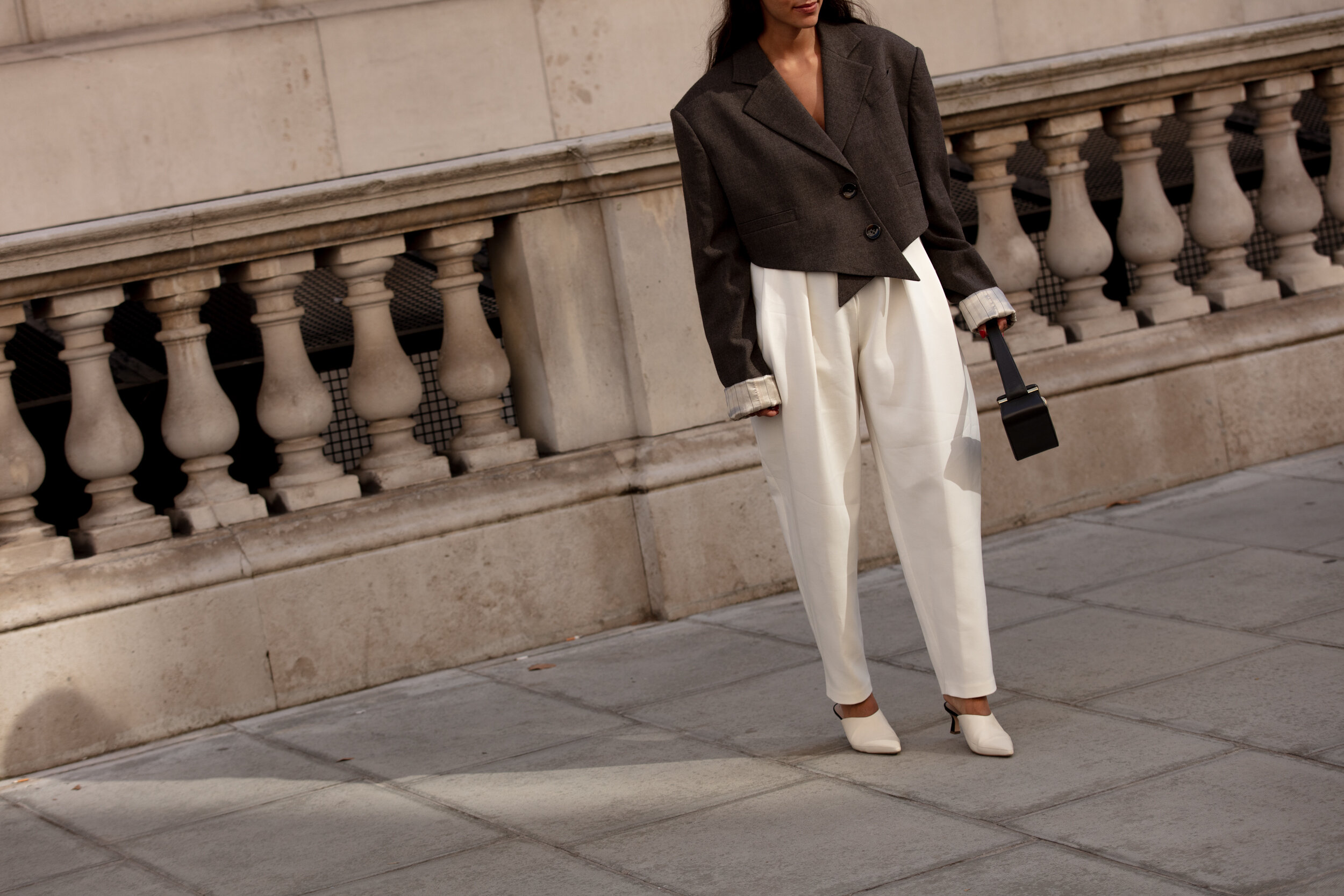 Victoria Beckham / Foreign & Commonwealth Office / LFW SS20