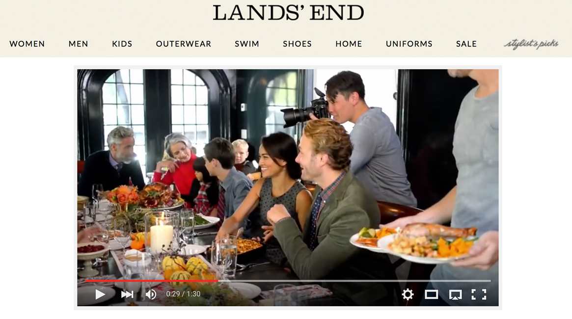 Lands End Feature -