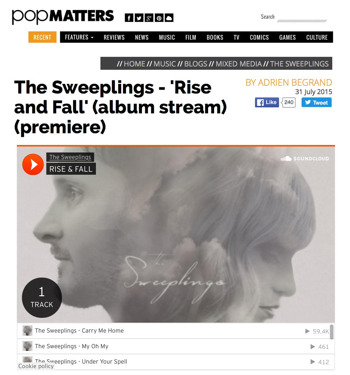 Pop Matters Premiere -