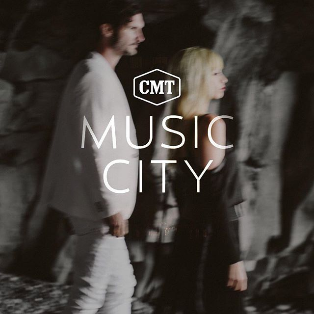 """Our song """"Losing You"""" will be featured on @cmt's """"Music City"""" tonight at 9pm/Central. Our friend @brookeannibale has a song on tonight as well! We are thrilled & hope you have time to check it out! #musiccitycmt"""