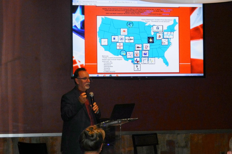 Rick Ingram, National Service, Transmission, Exploration and Production Safety (STEPS) Network