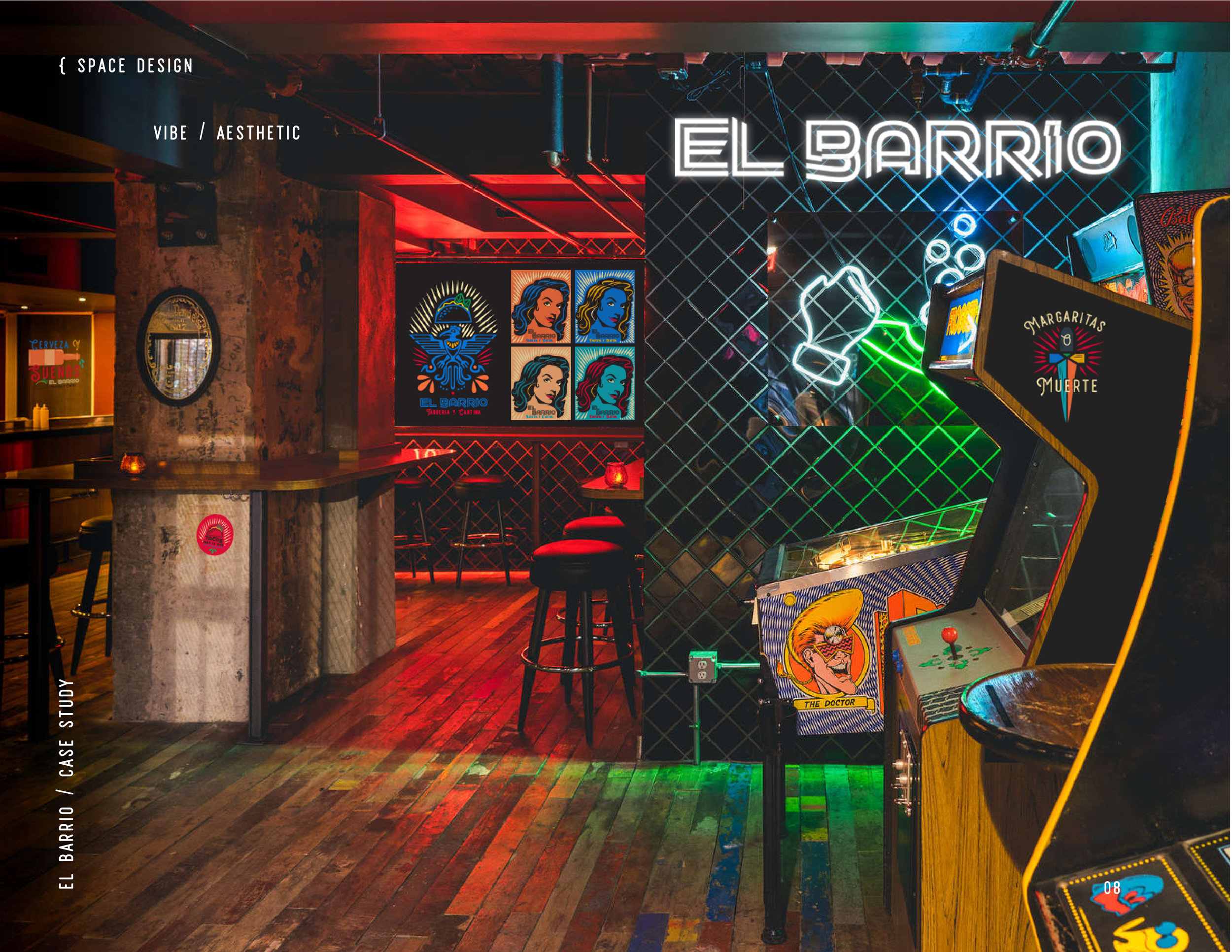 El Barrio -  Brand Design
