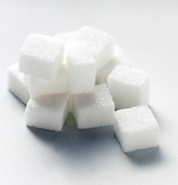 I began with deciding the logo design and landed on the concept of a simplified sugar cube. The spirit of the brand and business needed to be very clear and edited. I started with the sugar cube as my inspiration. -