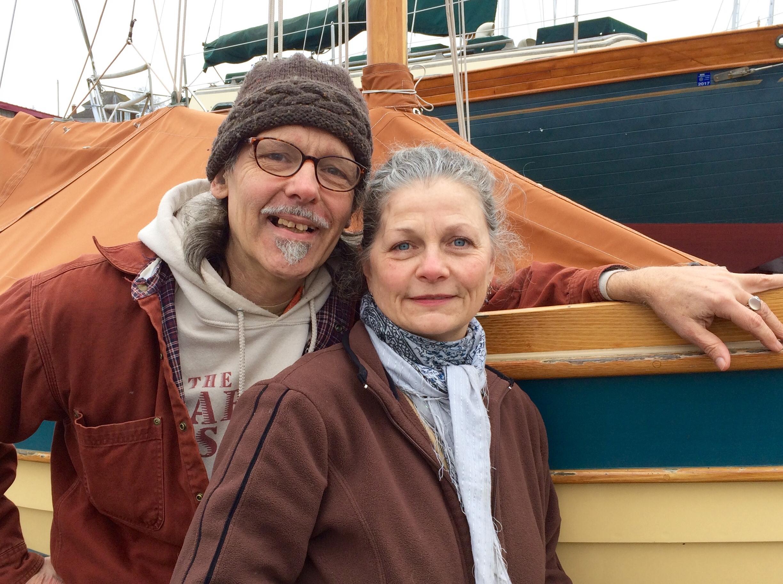 Emiliano Marino & Pami-Sue Alvarado