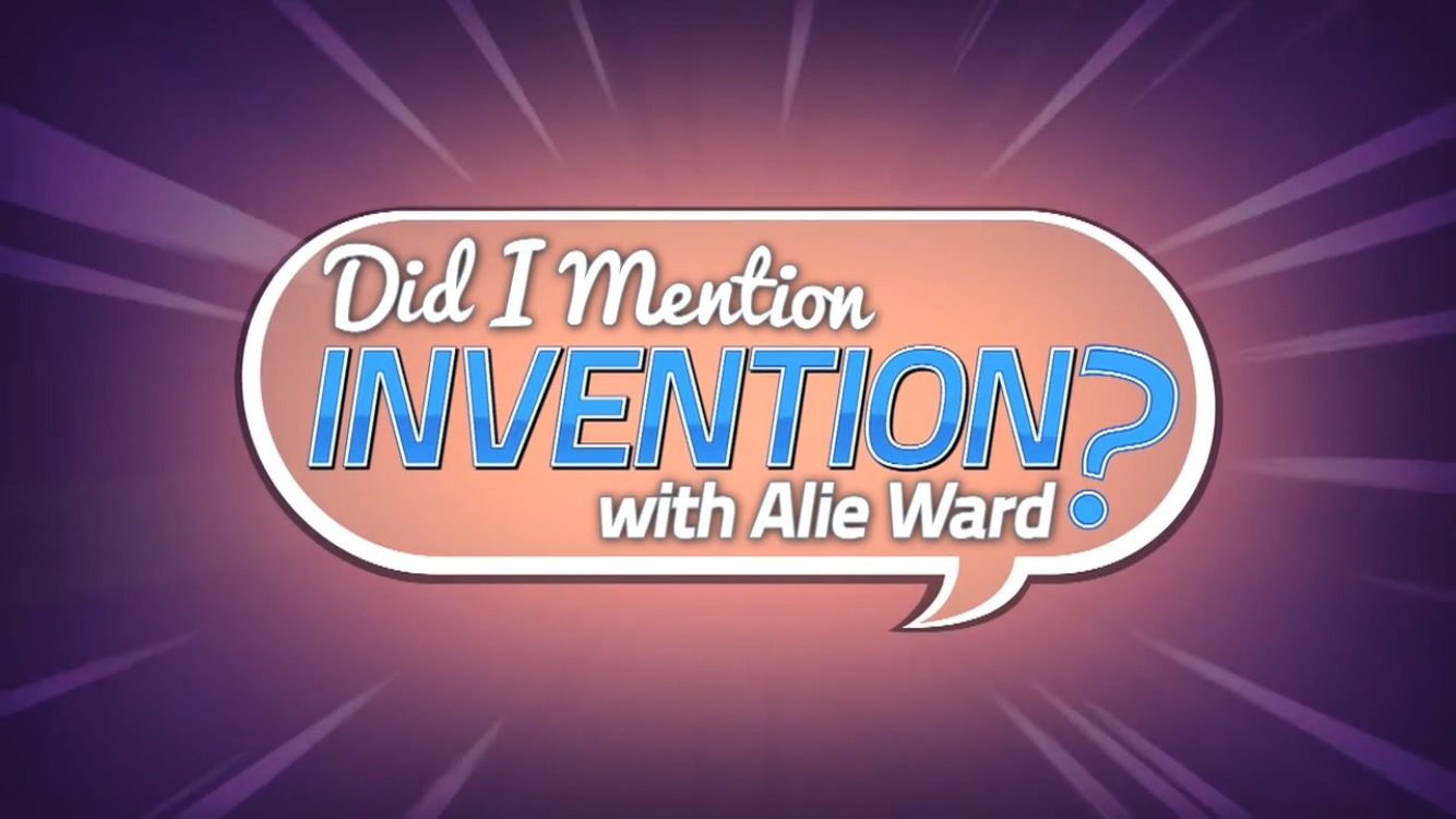 """Did I Mention Invention"" on the CW"