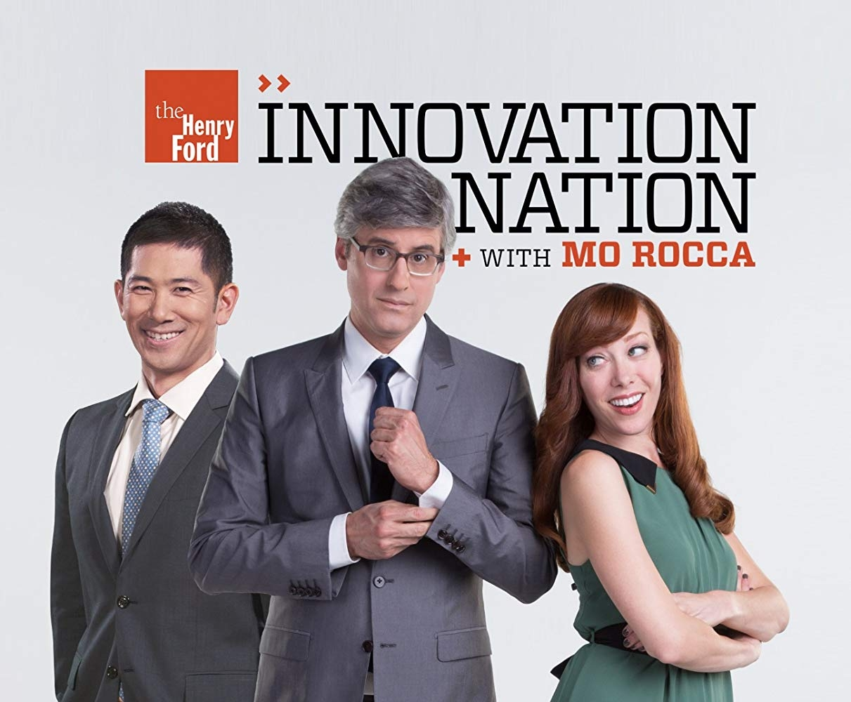 """The Henry Ford's Innovation Nation"" on CBS"