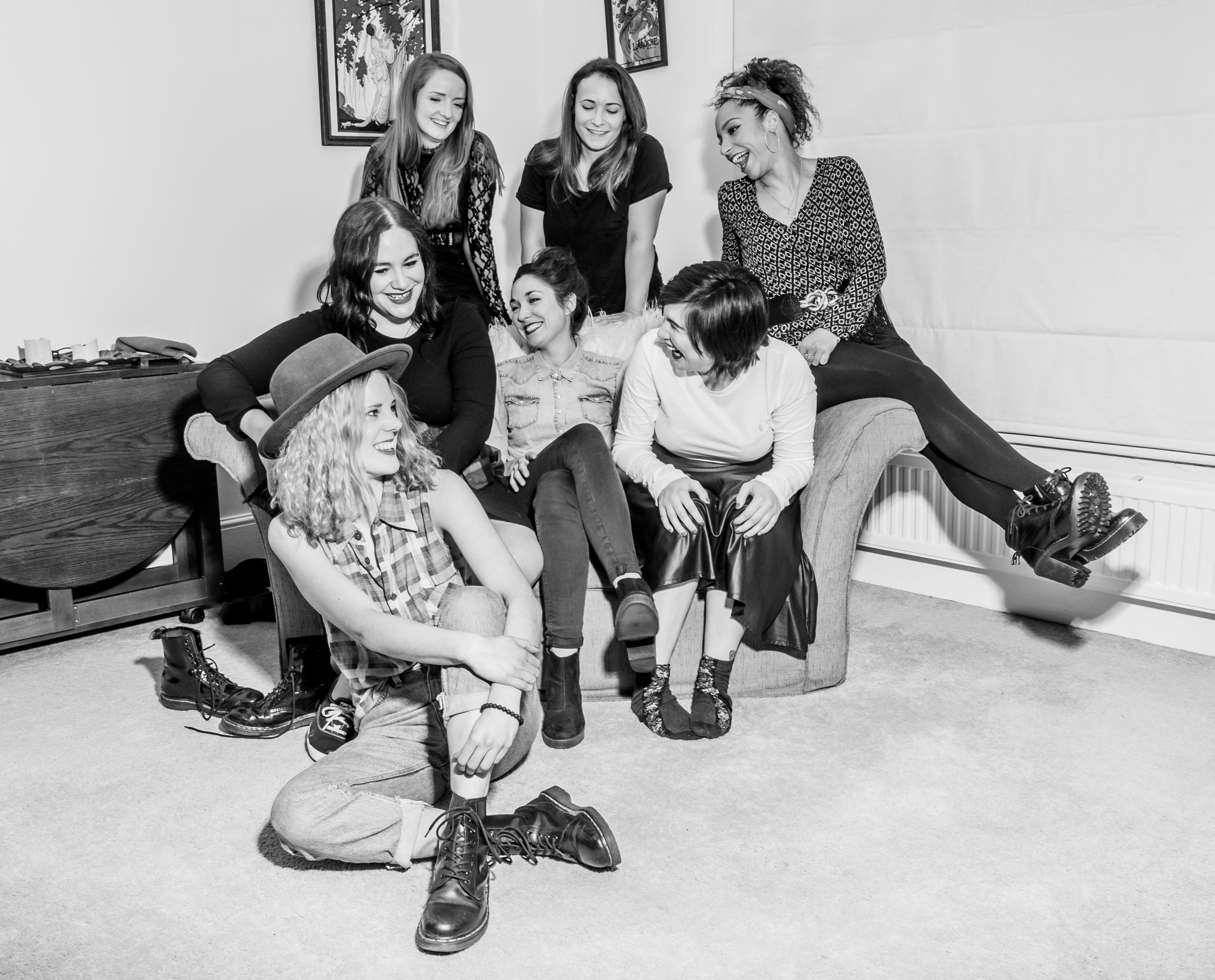 The She Street Band