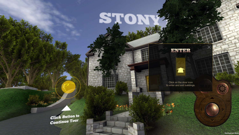 Buffalo Trace Distillery Virtual Tour - A multi-platform virtual tour