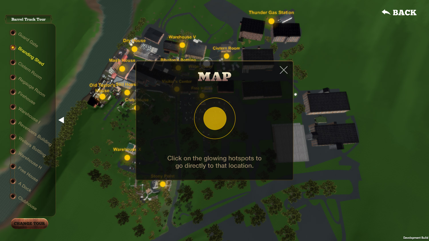 Copy of In Game Map UI