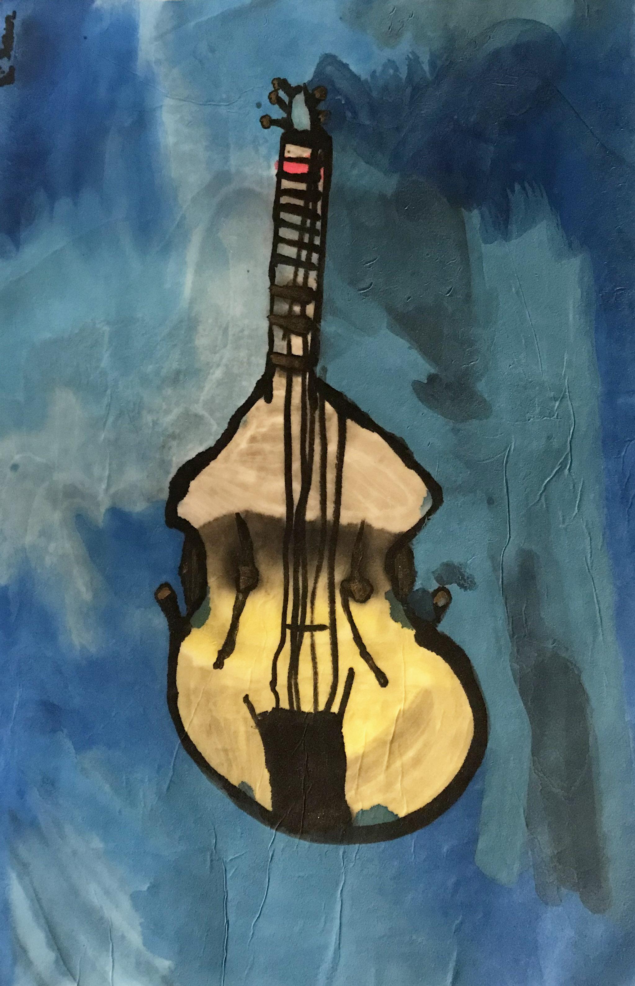 Violin, by Josh, age 11
