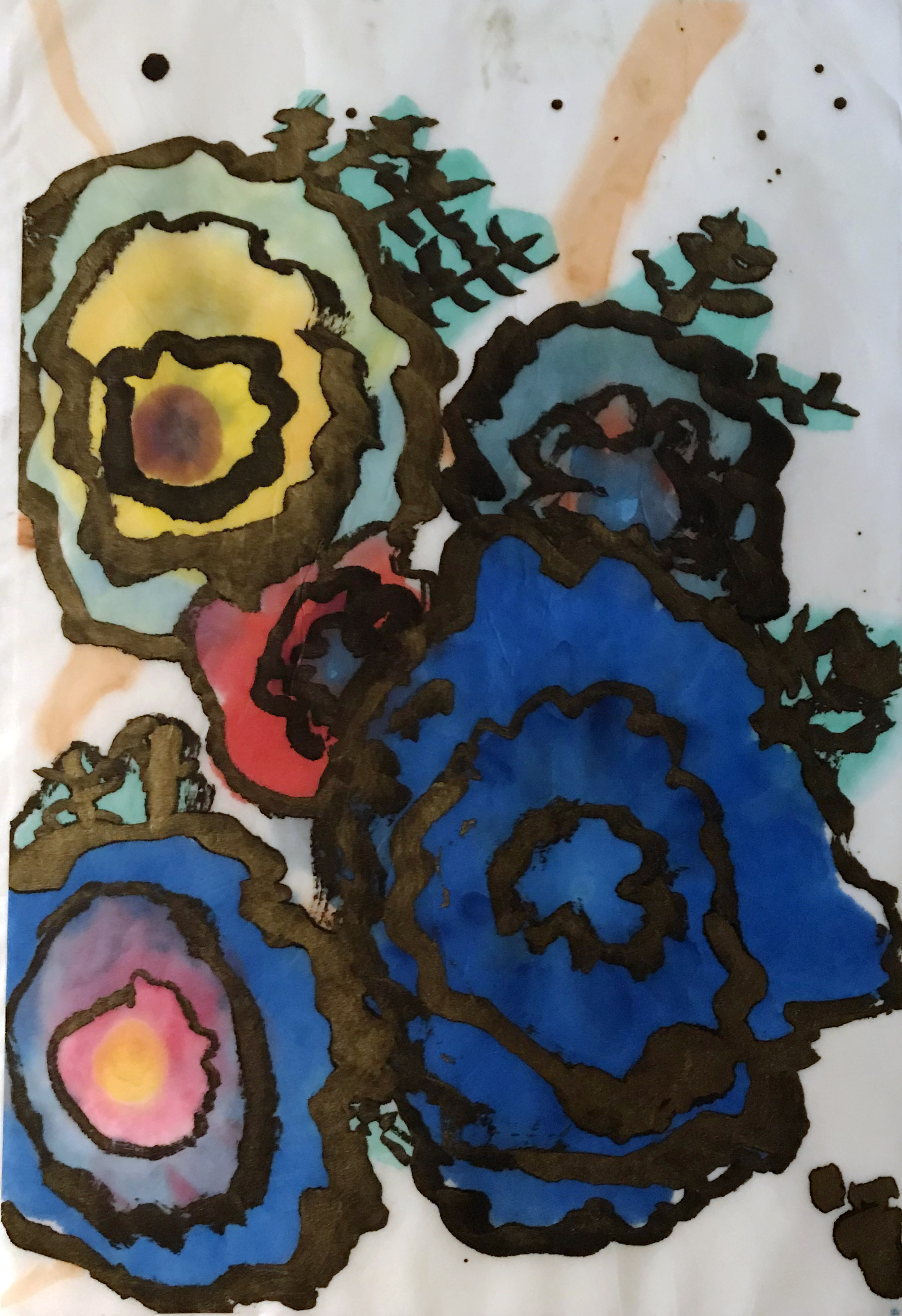 Flowers, by Emily, age 8