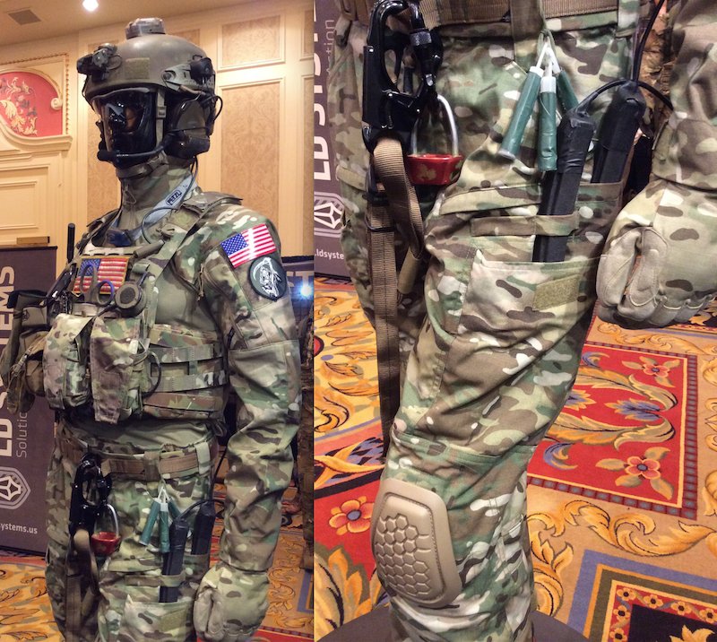 """Crye Precision G4 Combat Pants and Shirt: Note how the new cut compliments the new modern man """"combat"""" stance."""