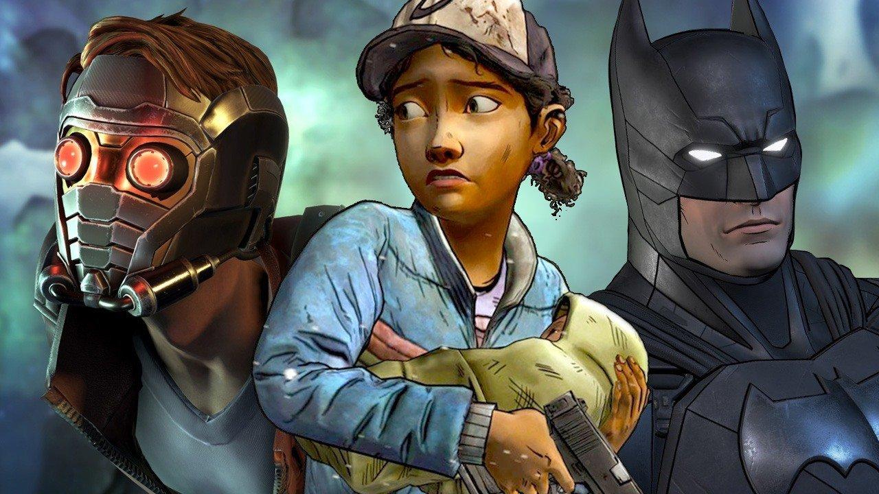 Glassdoor Confessions on Telltale Games Part II - (#162)
