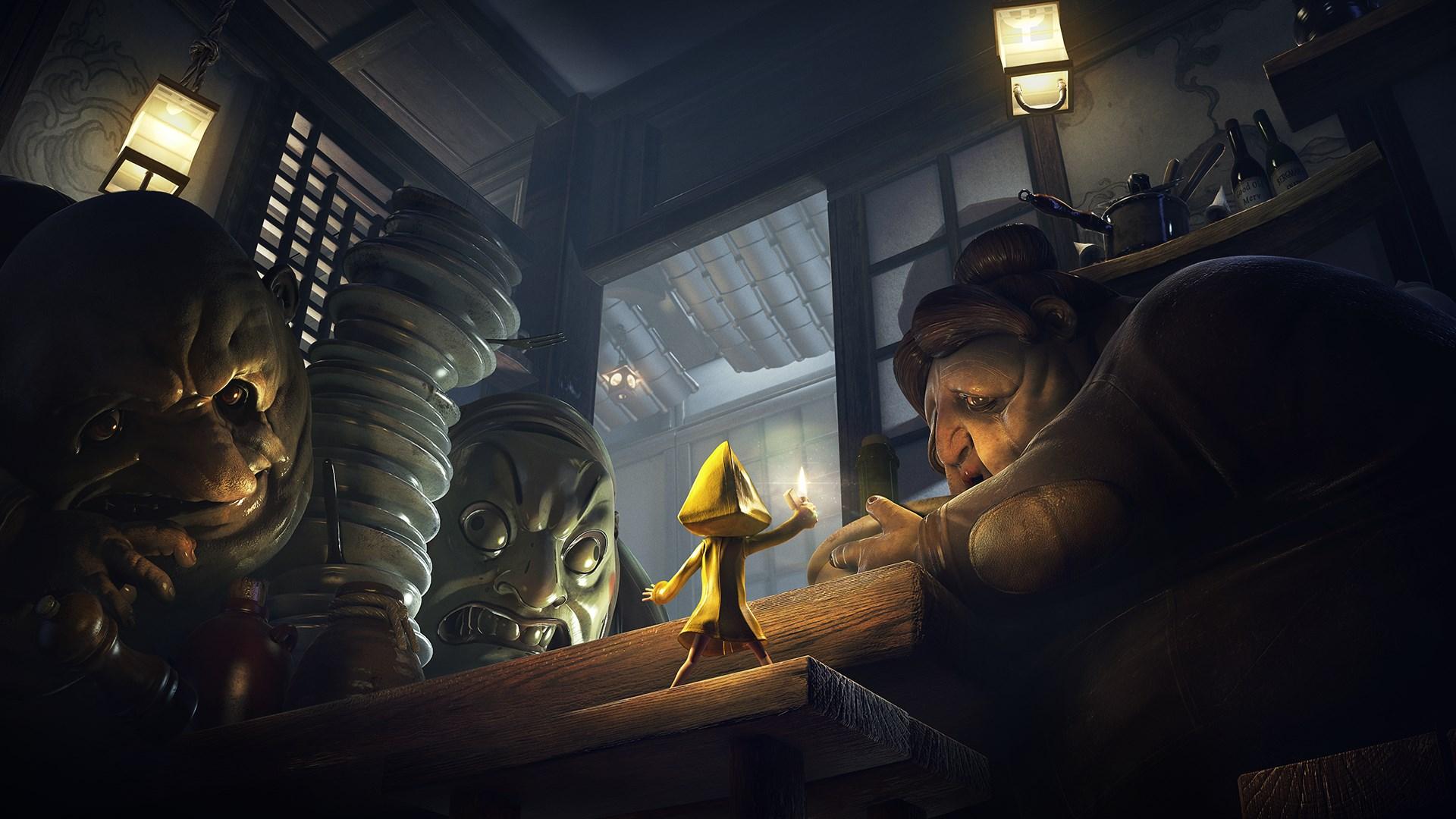 Narrative Design on Little Nightmares - Dave Mervik (#182)