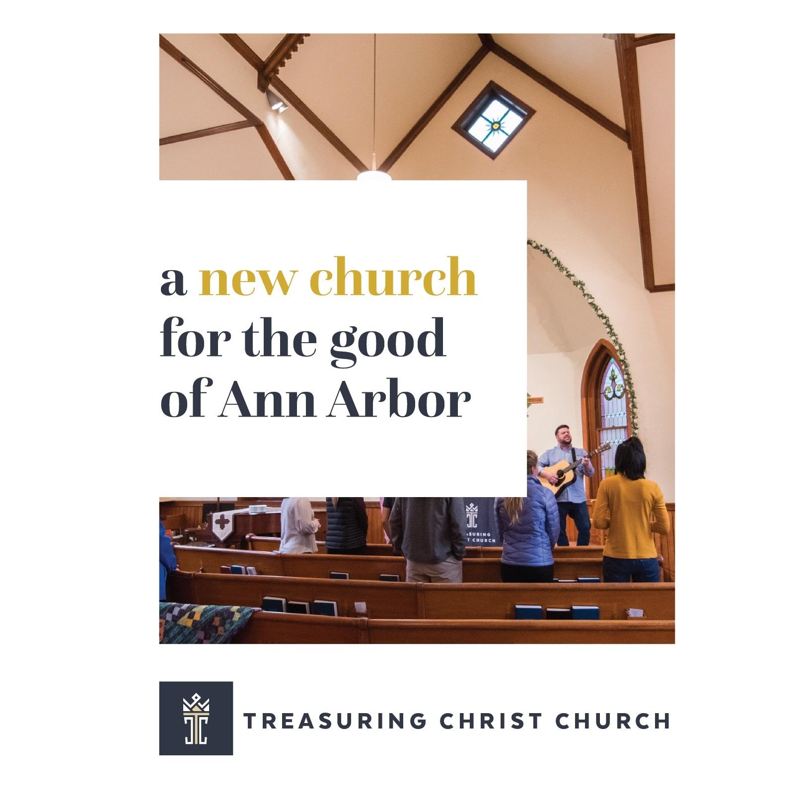 New Church in Ann Arbor