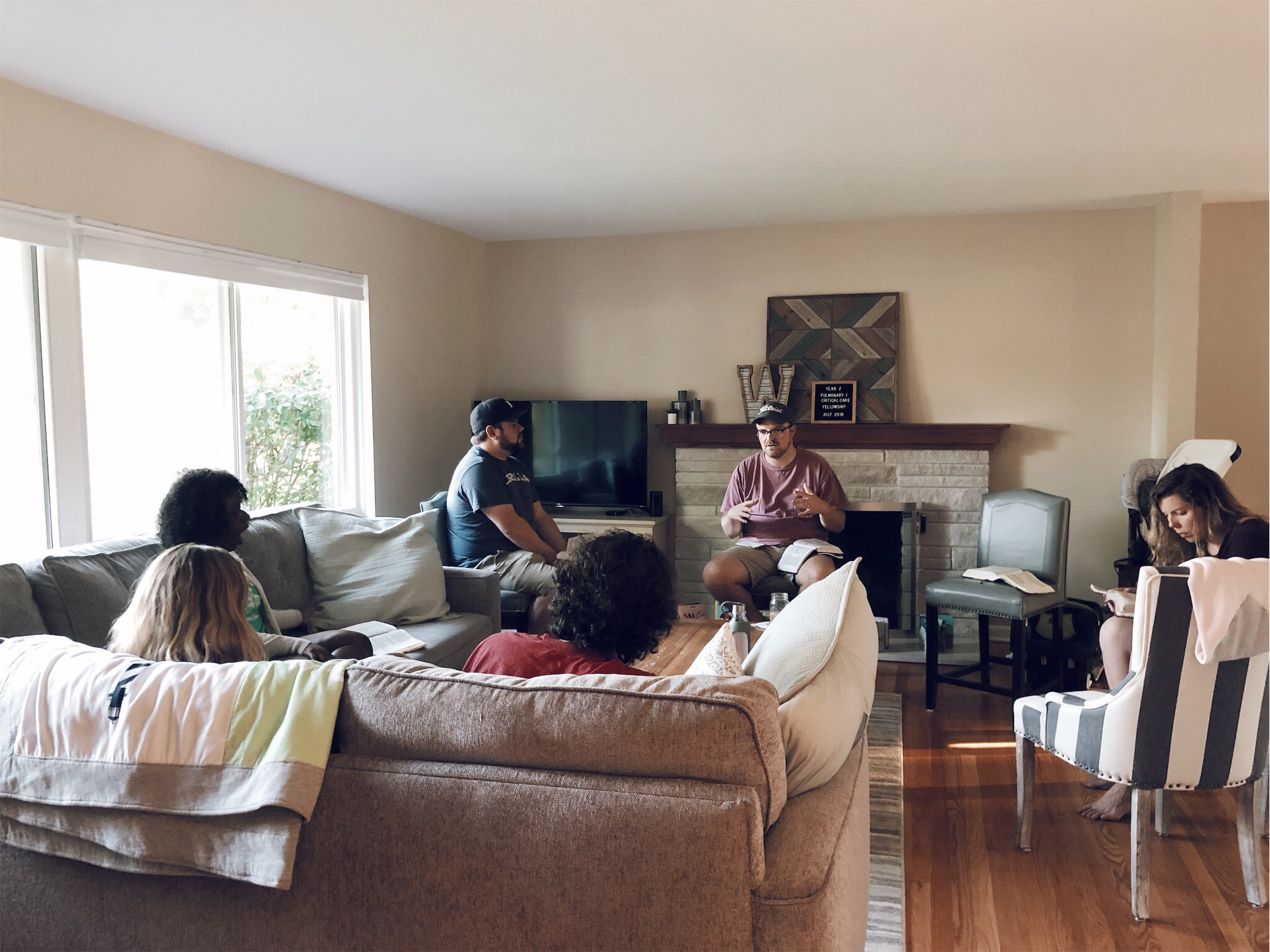 Ann Arbor Small Groups Bible Study