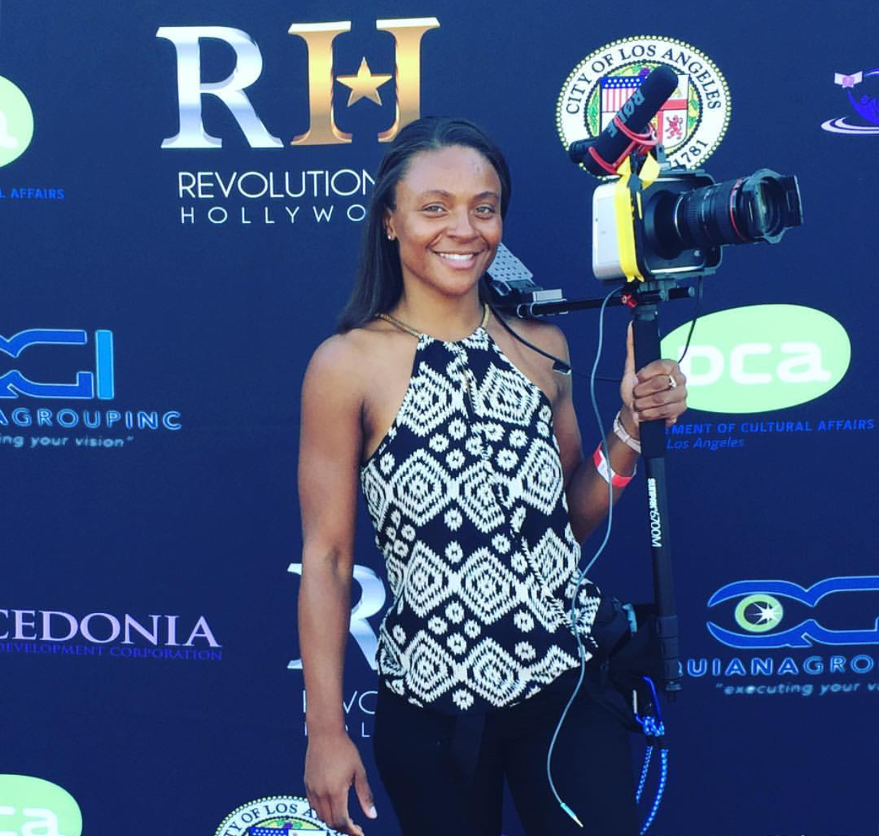 Doreen Pastures  Doreen is a producer, director, and videographer in Hollywood, California