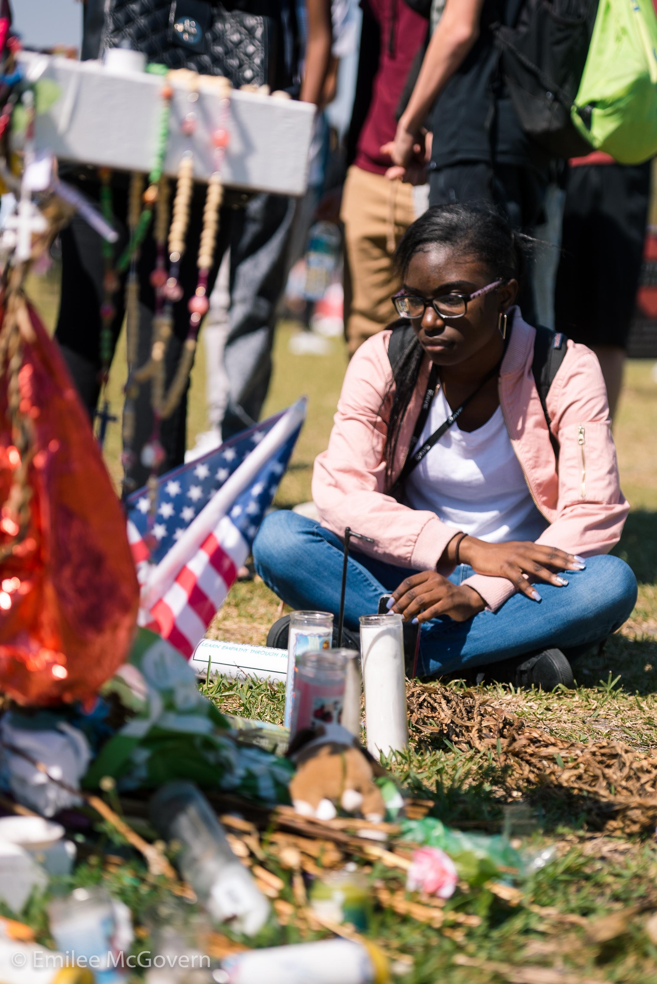 Marjory Stoneman Douglas School Shooting never again enough is enough emma gonzalez david hogg msd national school walkout -111.jpg