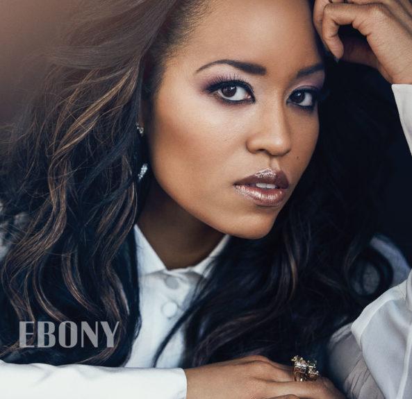 Dawn-Lyen Gardner: Photo Courtesy of Ebony Magazine's July/August Edition
