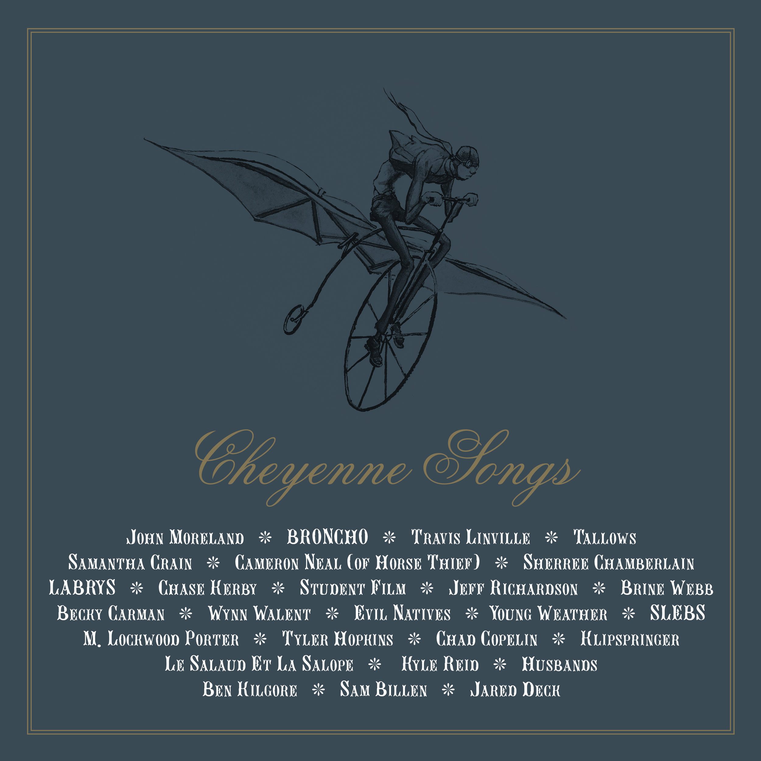 VARIOUS / Cheyenne Songs