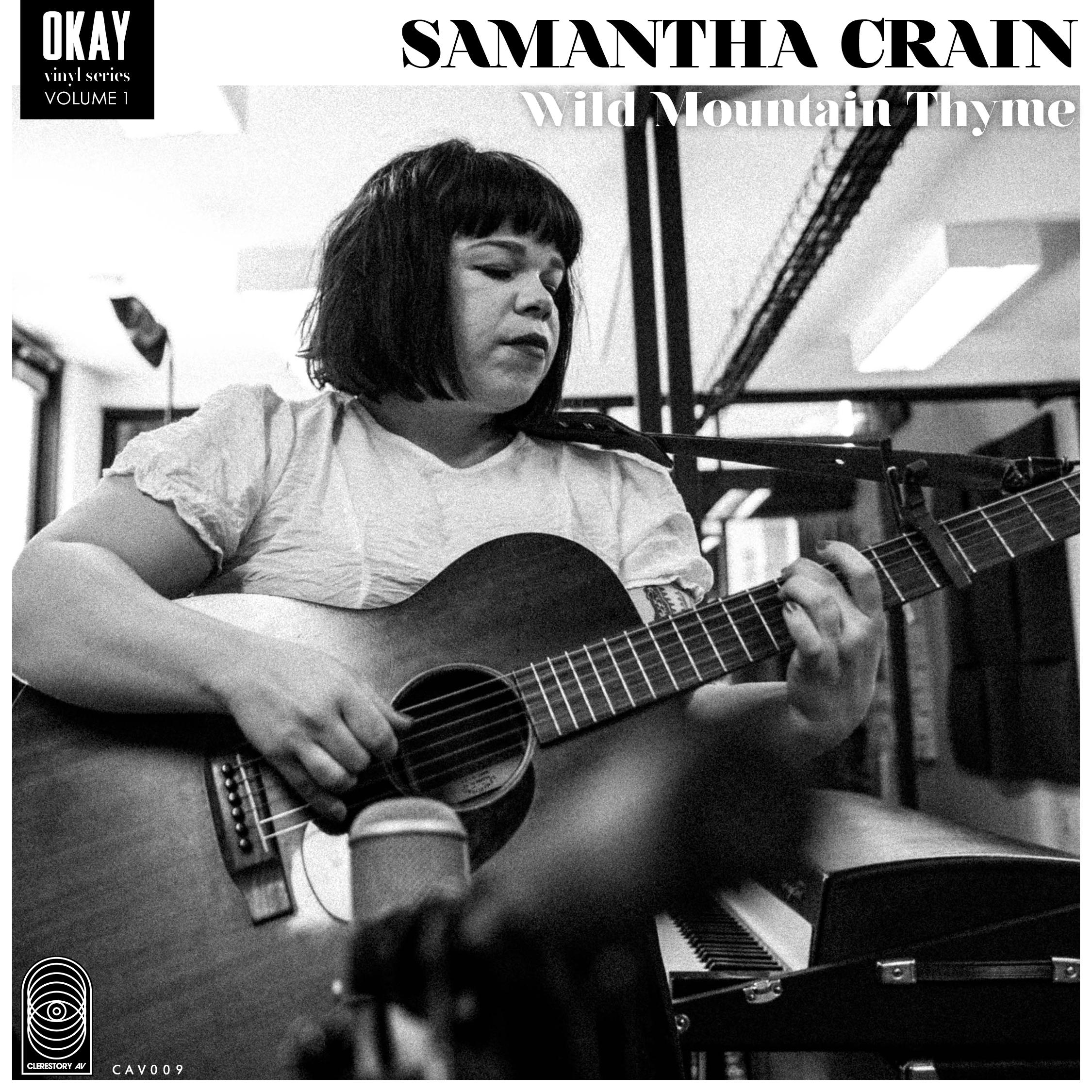 SAMANTHA CRAIN / OKAY Vinyl Series Vol. 1