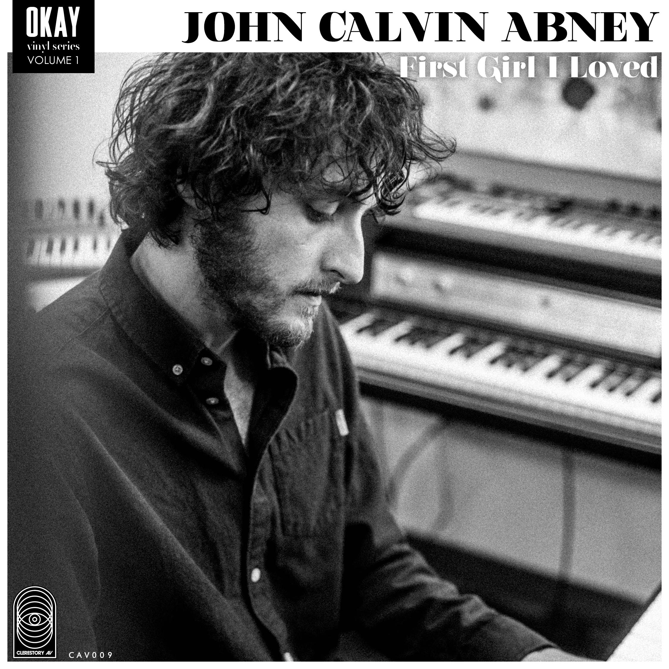 JOHN CALVIN ABNEY / OKAY Vinyl Series Vol. 1