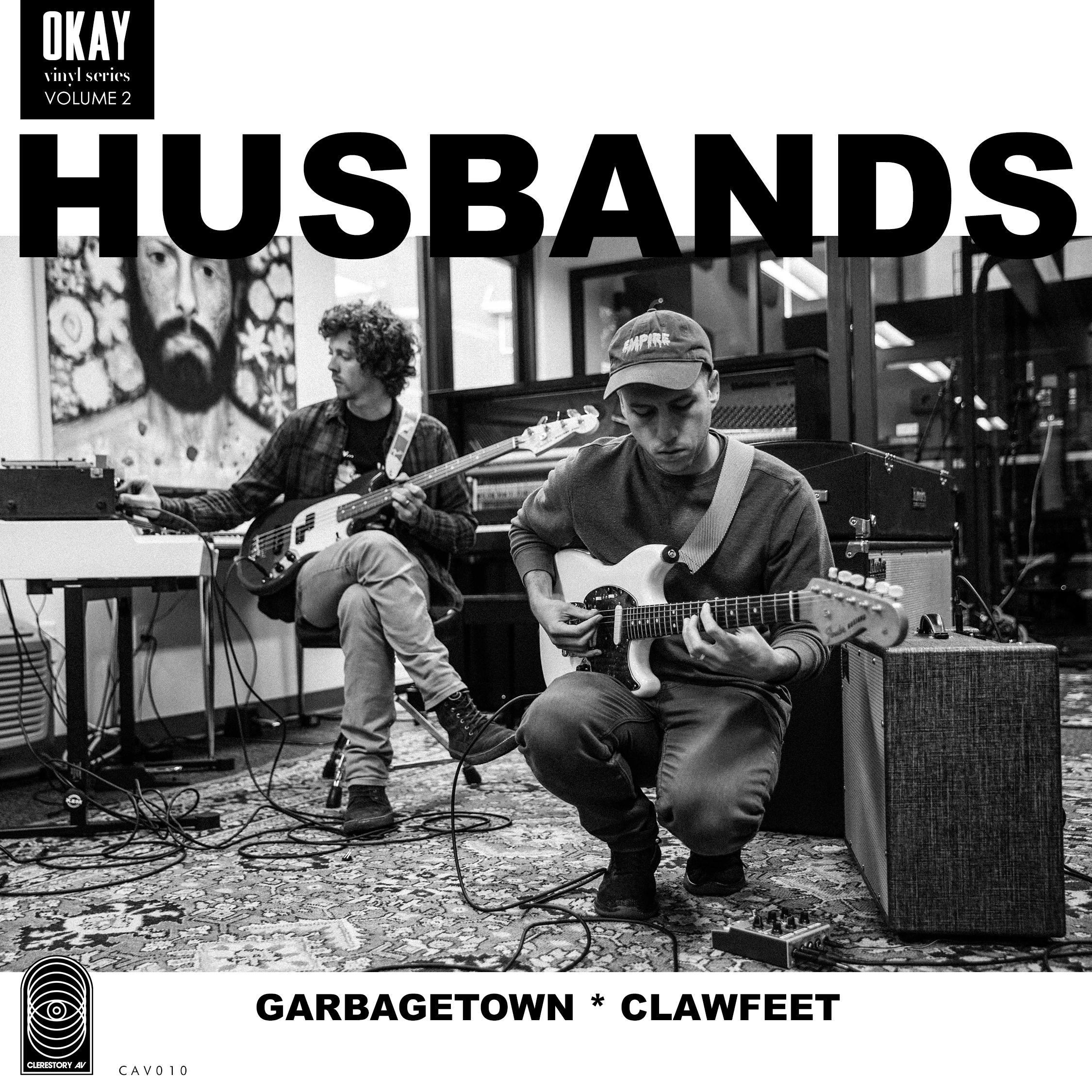 HUSBANDS / OKAY Vinyl Series Vol. 2