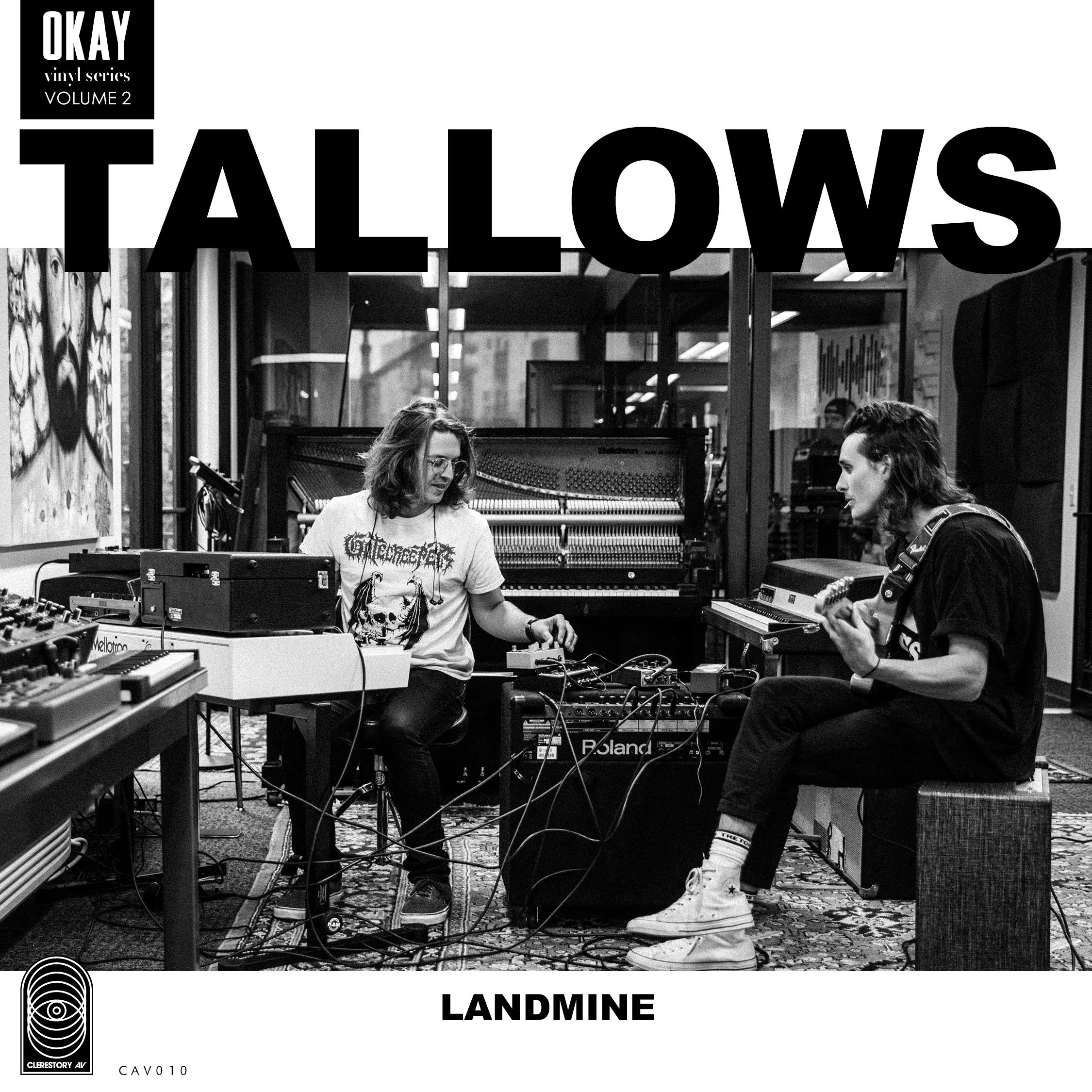 TALLOWS / OKAY Vinyl Series Vol. 2