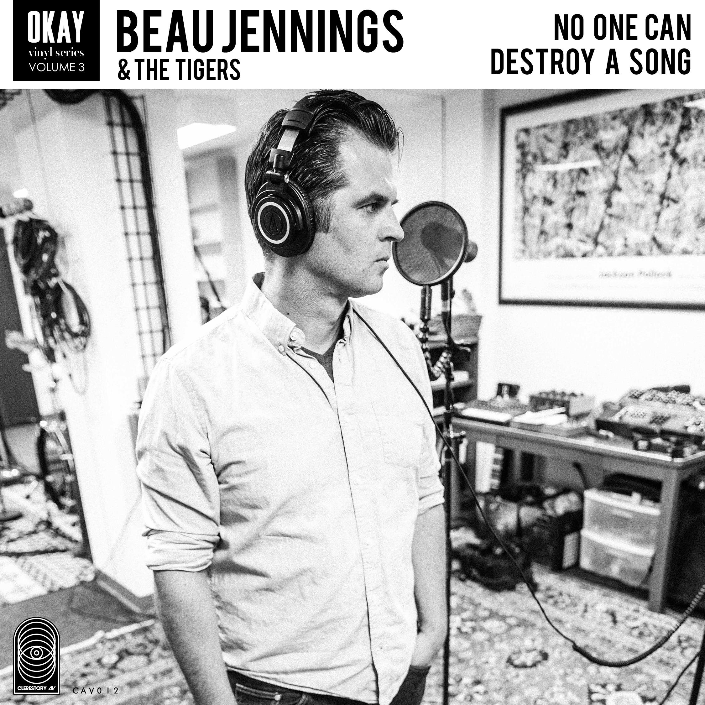 BEAU JENNINGS & THE TIGERS / OKAY Vinyl Series Vol. 3