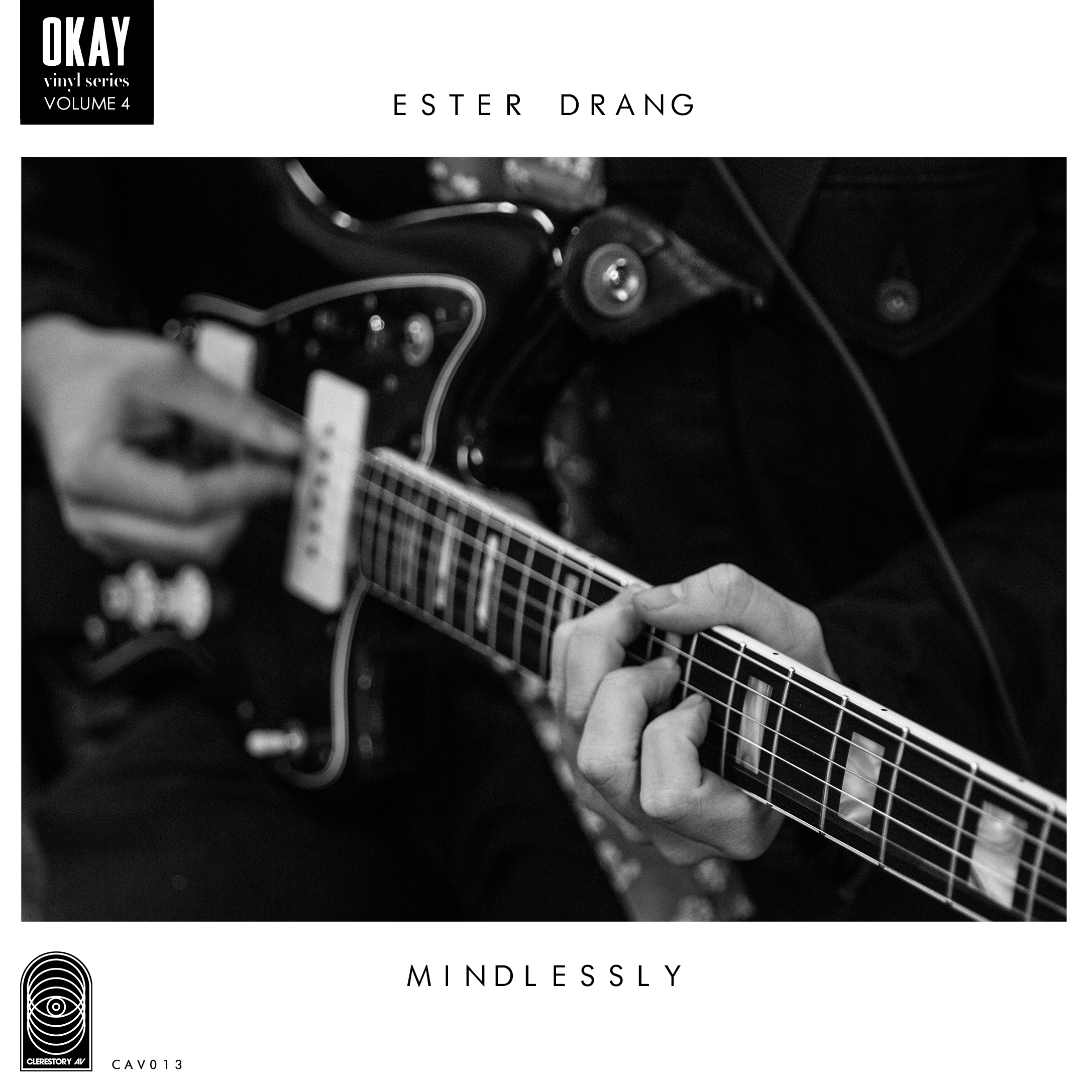 ESTER DRANG / OKAY Vinyl Series Vol. 4