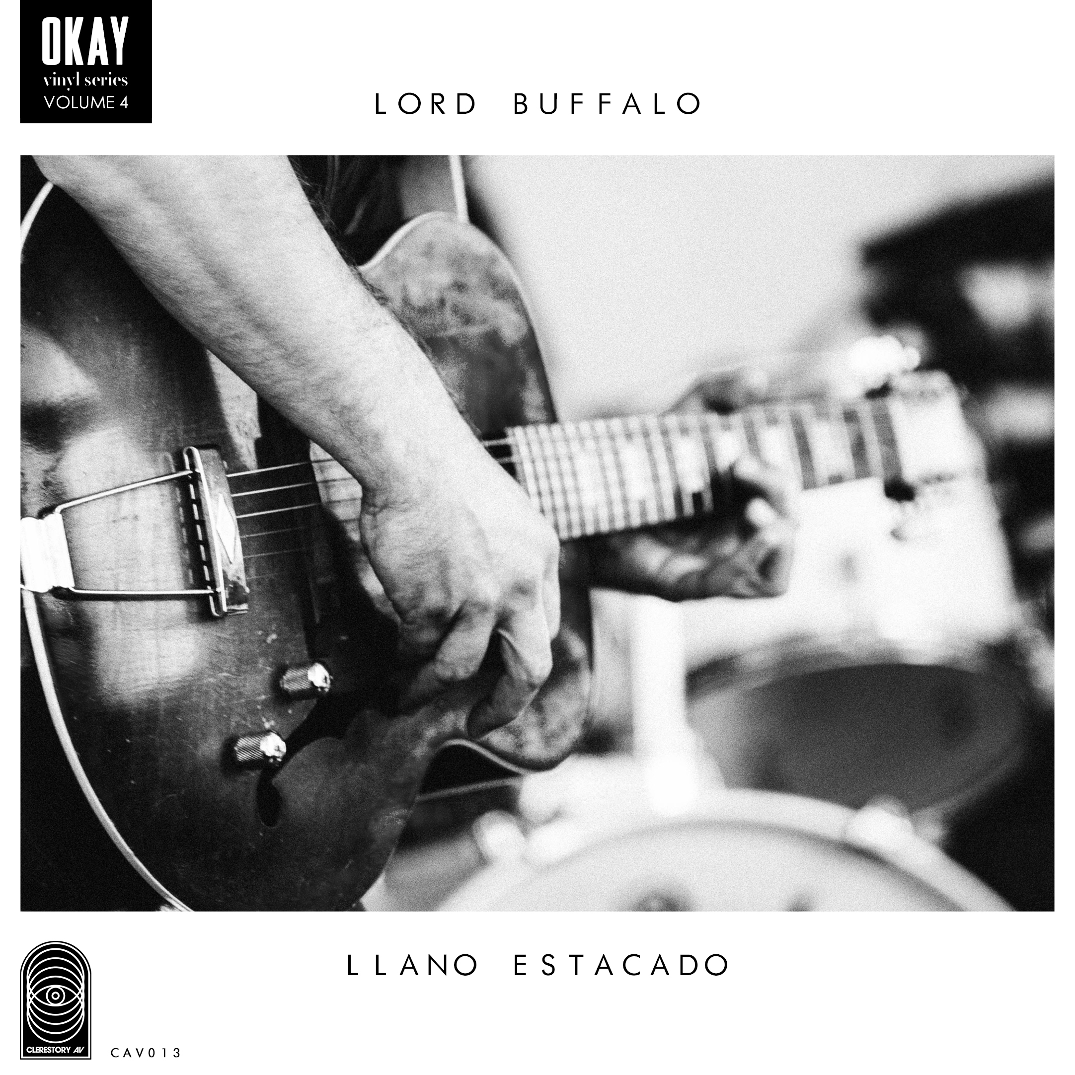 LORD BUFFALO / OKAY Vinyl Series Vol. 4