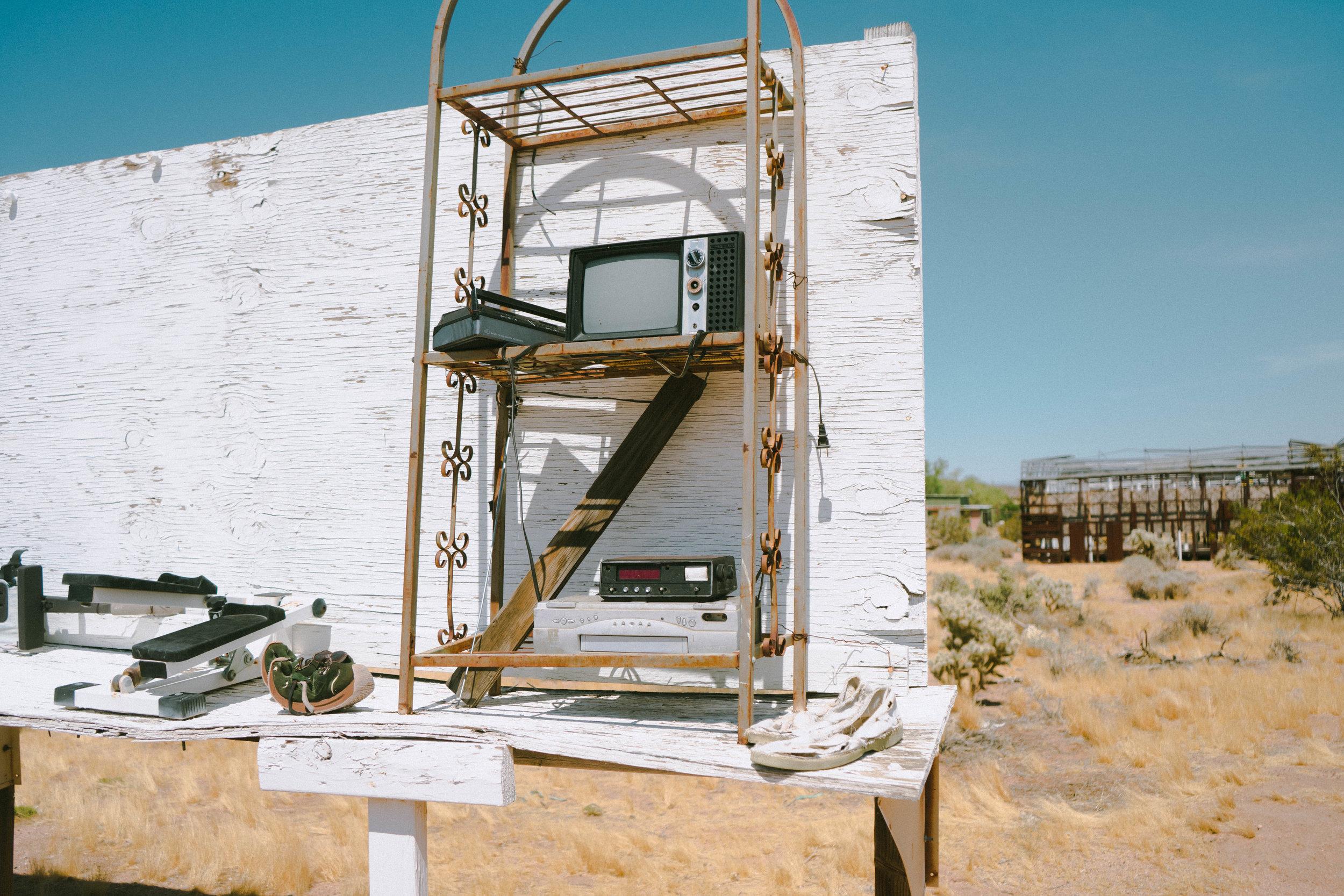 Copy of Noah Purifoy's Outdoor Desert Art Museum