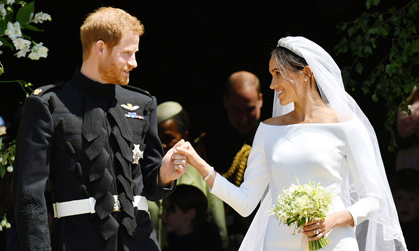 16th May 2018 -Royal wedding in St George Chapel