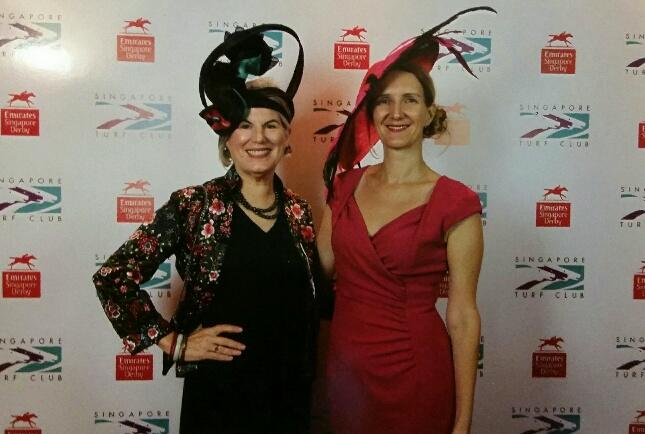 Darlene - 3rd price for best hat