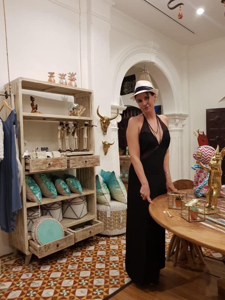 Stephanie Simoncini at Endless Summer Asia Phuket