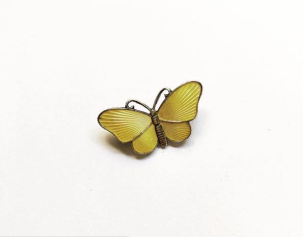 Vintage Enamel Butterfly.jpg