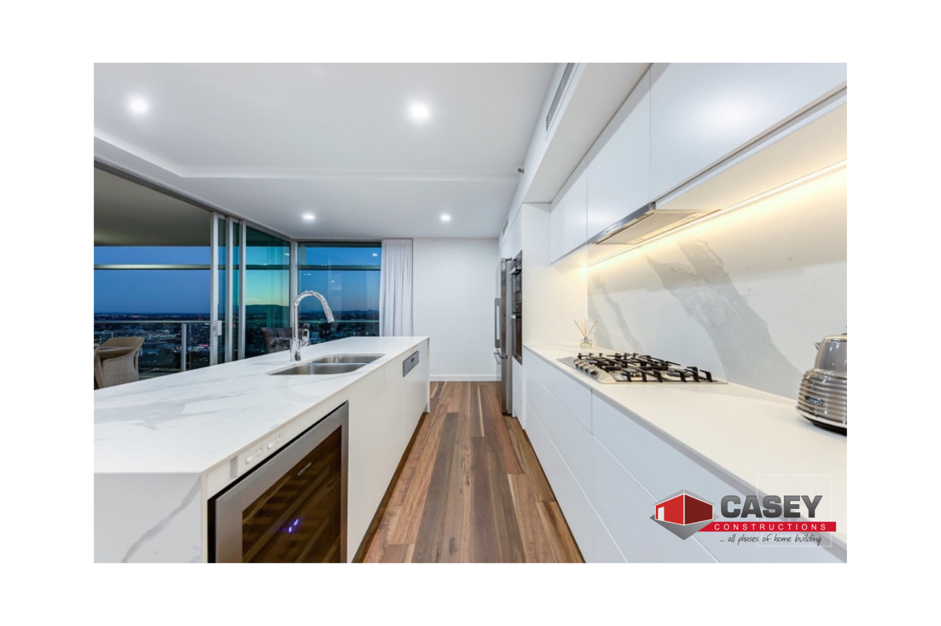 A Penthouse Renovation - A complete renovation of a inner city penthouse in the heart of Brisbane's CBD…..