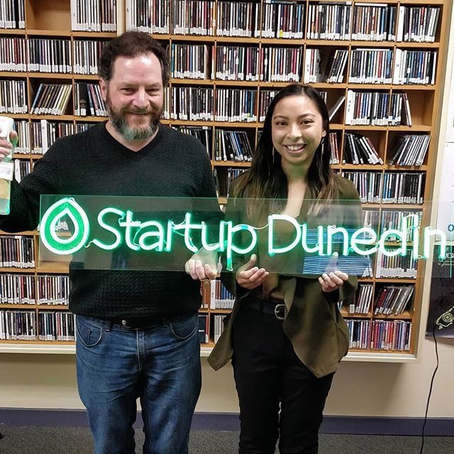Episode #002 of #StartupDunedinPodcast drops today! With winners of Startup Weekend Dunedin 2019, Team Less!  Link in bio 📱 🎧 📖  #SWDUD