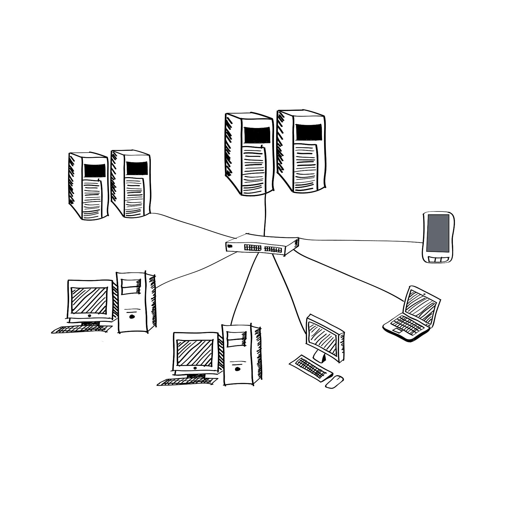 Netzwerktechnik -