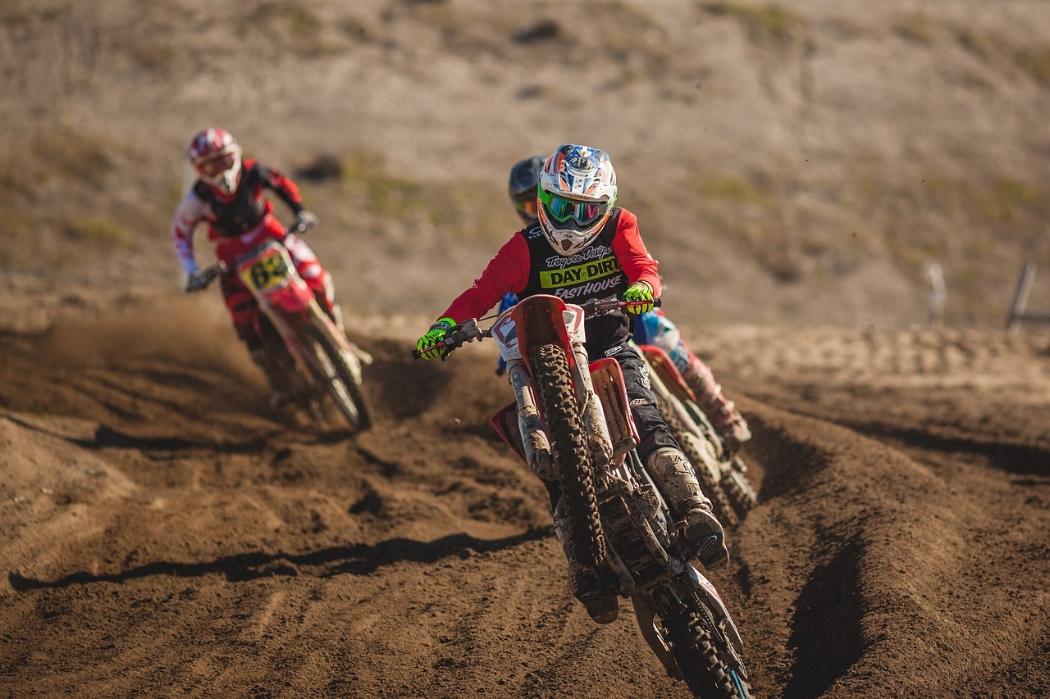 8. Dirt Bike Course -