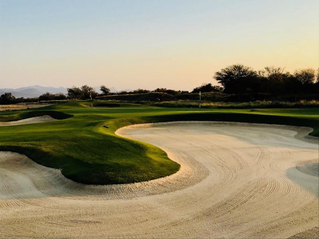 14. Golf Course -