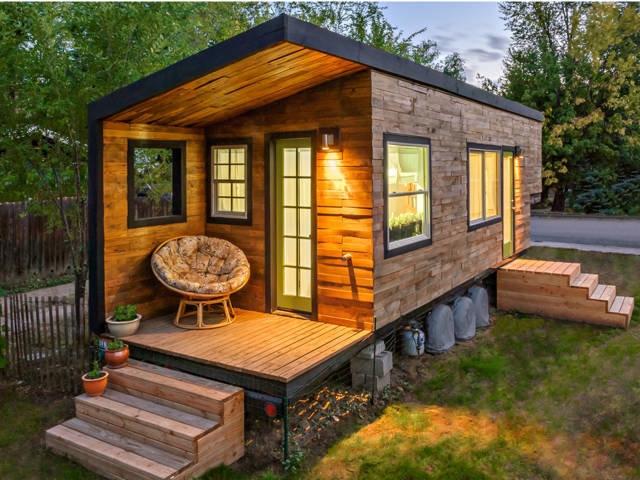 17. Tiny Home -