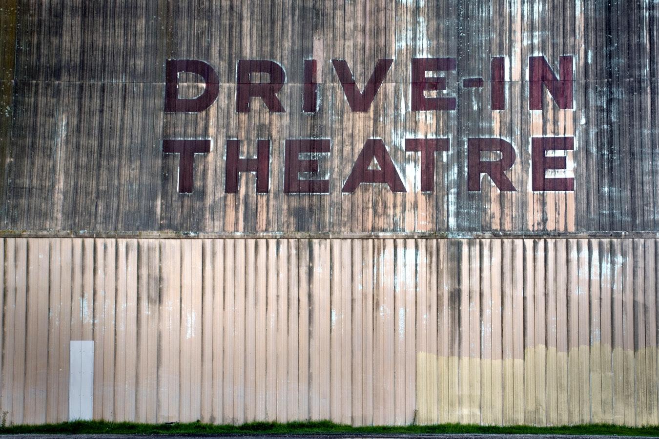 41. Drive-In Theatre -
