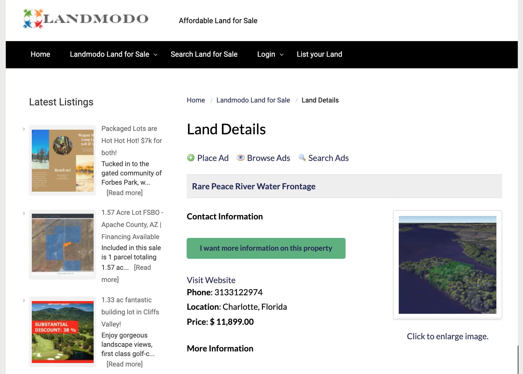 LandmodoAdCompassLand