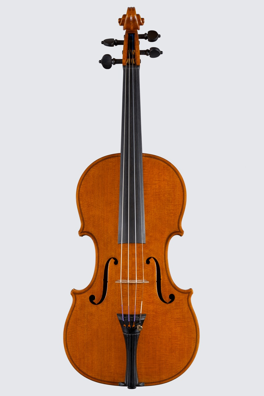 "Model StradivariiForma ""P"" - 2018"