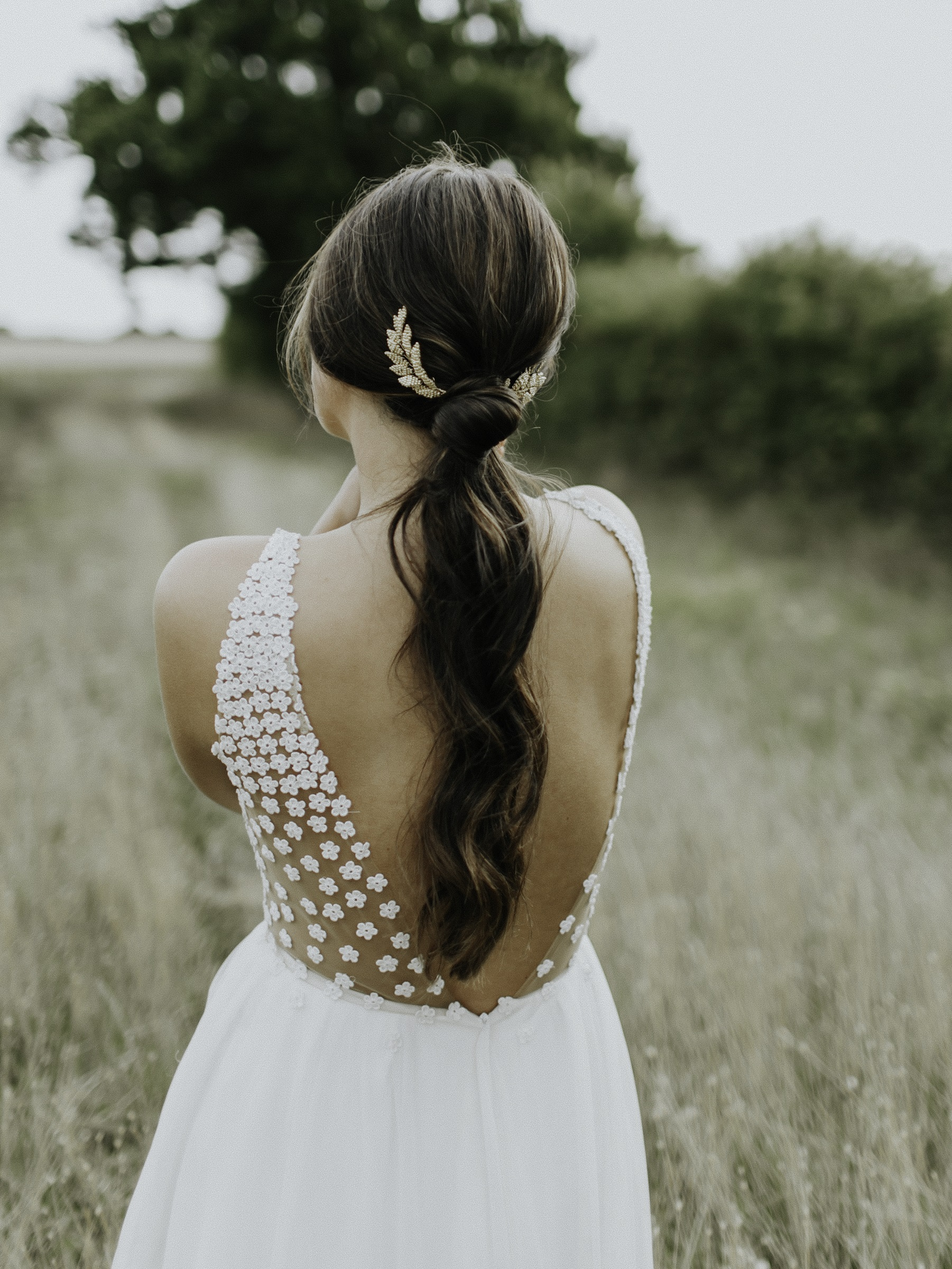 Eden b Delicate Natural Bridal Hair Accessories8.jpg